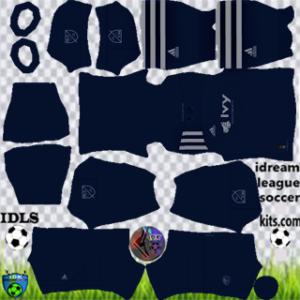 Sporting Kansas City kit dls 2021 away