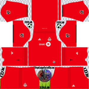 Toronto FC DLS Kit 2021 Home For DLS19
