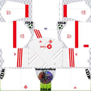 Toronto FC DLS Kit 2021 away For DLS19