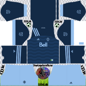 Vancouver Whitecaps kit dls 2021 away