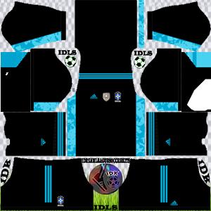 Brazil DLS Kit 2021 gk home For DLS19