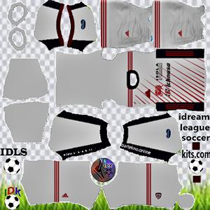 Cagliari kit dls 2021 away
