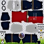 Cagliari FC DLS Kits 2021 – Dream League Soccer 2021 Kits & Logos