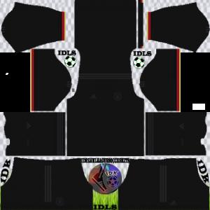 Germany kit dls 2021 away