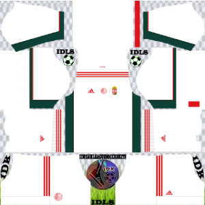 Hungary DLS Kit 2021 away For DLS19