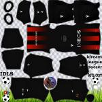 OGC Nice kit dls 2021-2022 home