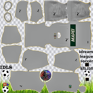 Sassuolo kit dls 2021 away