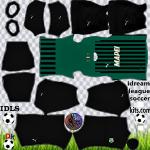 Sassuolo FC DLS Kits 2021 – Dream League Soccer 2021 Kits & Logos