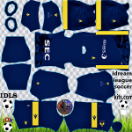 Verona FC DLS Kits 2021 – Dream League Soccer 2021 Kits & Logos