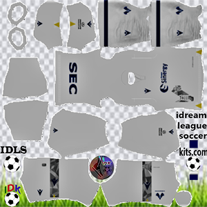 Verona fc kit dls 2021 third