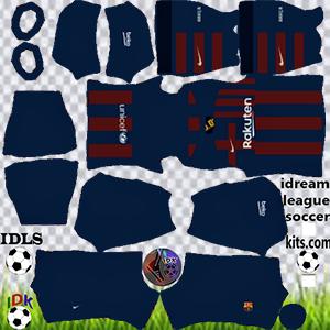 Barcelona DLS Kits 2022