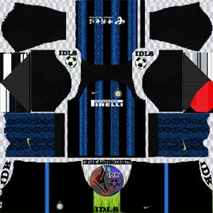 Inter Milan kit 2022 home