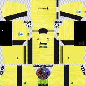 Juventus dls kit 2022 gk away