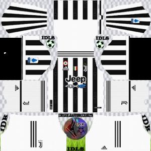 Juventus dls kit 2022 home