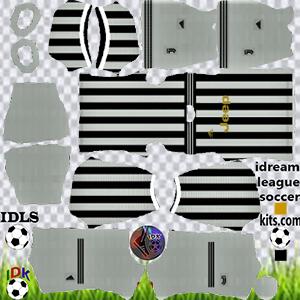 Juventus kit dls 2022 home (White Shorts)