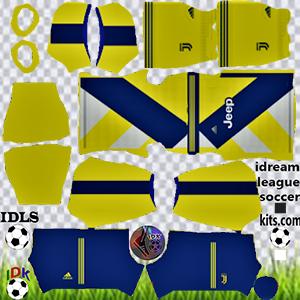 Juventus kit dls 2022 third