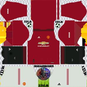 Manchester United kit 2022 home