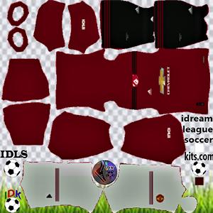 Kits Manchester United DLS 2022