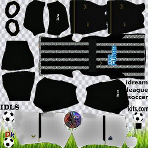 Newcastle United FC DLS Kits 2022