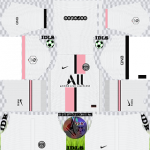 PSG dls kit 2022 away