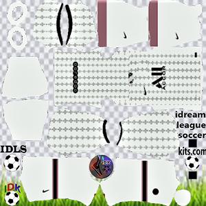 PSG kit dls 2022 away