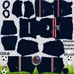 PSG DLS Kits 2022 – Dream League Soccer 2022 Kits & Logos