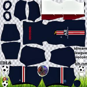 PSG kit dls 2022 home