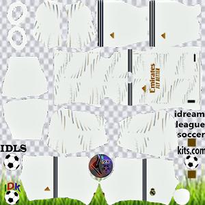 Kits DLS do Real Madrid 2022
