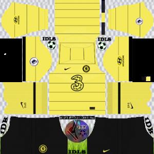 chelsea dls kit 2022 AWAY