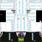 Argentina Copa America DLS Kits 2021