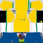 Brazil Copa America DLS Kits 2021 – DLS 2021 Kits & Logos