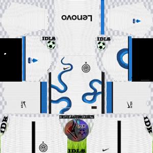 Inter Milan dls kit 2022 away