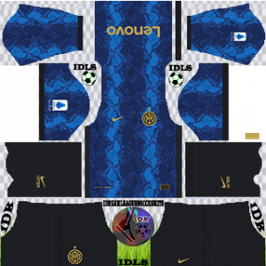 Inter Milan dls kit 2022 home
