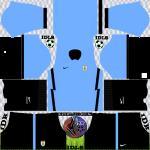 Uruguay DLS Kits 2021 – Dream League Soccer 2021 Kits & Logos