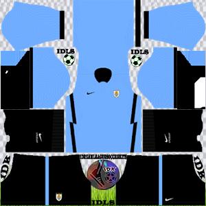 Uruguay DLS Kits 2021