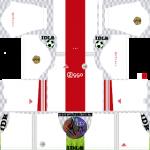 AFC Ajax DLS Kits 2022 – Dream League Soccer 2022 Kits & Logos