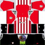 Athletic Bilbao DLS Kits 2022 – Dream League Soccer 2022 Kits & Logos
