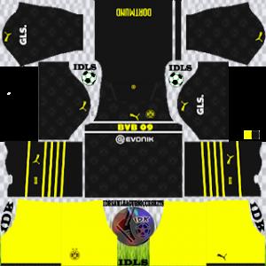 Borussia Dortmund dls kit 2022 fourth