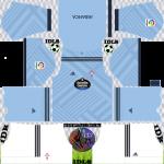 Celta Vigo DLS Kits 2022