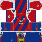 Crystal Palace dls kit 2022 home