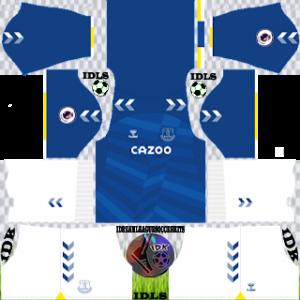 Everton FC DLS Kits 2022