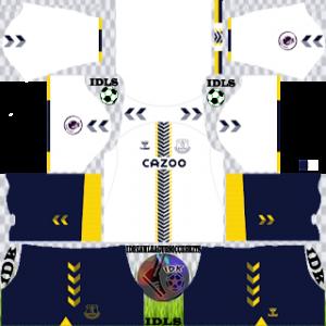 Everton dls kit 2022 terceiro