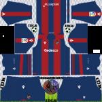 Levante UD DLS Kits 2022 – Dream League Soccer 2022 Kits & Logos