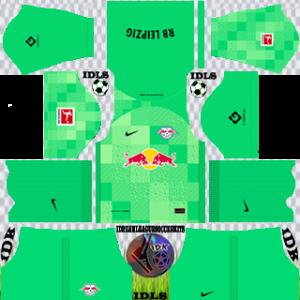 RB Leipzig dls kit 2022 gk away