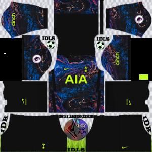 Tottenham Hotspur dls kit 2022 afastado