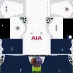 Tottenham Hotspur DLS Kits 2022 - DLS 2022 Kits & Logos