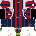 Bologna FC DLS Kits 2022