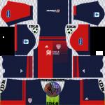 Cagliari FC DLS Kits 2022