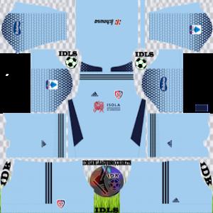 Cagliari dls kit 2022 third