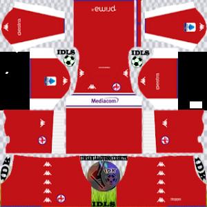Fiorentina dls kit 2022 gk home